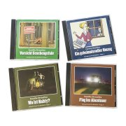 CD-Set Familie Streatley (20951-20954)