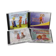 CD-Set Die Zwillinge (20914, -17, -20, -23)
